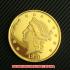 リバティヘッド・ダブルイーグル20ドル金貨1870年(レプリカコイン)の画像1