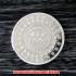 北京オリンピック(BEIJING 2008) 記念銀メダル ケース付きの画像3