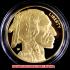 バッファローゴールド50ドルコイン2009年プルーフ(レプリカコイン)の画像1