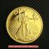 セントガーデン イーグル金貨1933年(レプリカコイン)の画像1