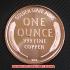 リンカーン コッパーコイン (レプリカコイン)の画像2