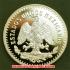 メキシカン 50ペソ 金貨(レプリカコイン)1921年 Mexican 50 Pesosの画像2