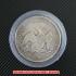 シーテッド・リバティ・ダラー1870年銀貨(レプリカコイン)の画像3
