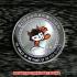 北京オリンピック記念メダル体操 迎迎(インイン) ケース付きレプリカの画像2