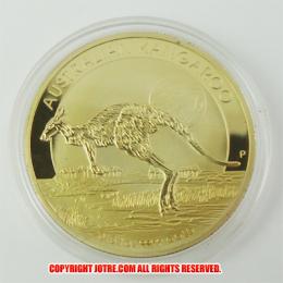 2015年 オーストラリアカンガルー金貨100ドル(レプリカコイン)