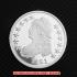キャップト・バスト・ハーフダラー1821年銀貨プルーフ(レプリカコイン)の画像1