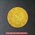 幻!明治3年旧10円金貨 十圓金貨幣(レプリカコイン)の画像1