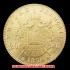 エンペラー ナポレオンIII 1970-B 20フラン金貨(レプリカコイン)の画像2