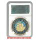 ケース入りジョーク金貨 アメリカ海軍 コイン(金メッキ)2