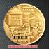 創作金貨 ビットコイン レプリカの画像2