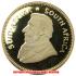 2015年クルーガーランド金貨(レプリカコイン)の画像2