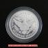バーバー・クォーター・ダラー1901年銀貨(レプリカコイン)の画像3