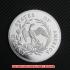 ドレイプト・バスト・スモール・イーグル・コイン銀貨1795年プルーフ(レプリカコイン)の画像2