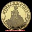 初代アメリカ合衆国大統領ジョージ・ワシントン夫人マーサ・ワシントン10ドル金貨(レプリカコイン)