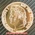 1835年 ルイ・フィリップ 20フラン金貨(レプリカコイン)の画像1