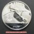 レプリカコイン☆北京オリンピック記念メダル クロスカントリー(自転車)の画像2