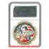 ケース入りジョーク金貨 アメリカ海軍・陸軍・空軍 コイン(金メッキ)の画像1