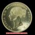 アウトレット1839 ブリティッシュ 5ポンド 金貨 (ウナ&ライオン) レプリカコインの画像1