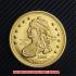 """アンドリュー・ジャクソン""""オールド・ヒッコリー""""金貨 第7代アメリカ合衆国大統領(レプリカコイン)の画像1"""