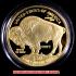 バッファローゴールド50ドルコイン2009年プルーフ(レプリカコイン)の画像3