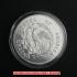 ドレイプト・バスト・スモール・イーグル・コイン銀貨1795年プルーフ(レプリカコイン)の画像3