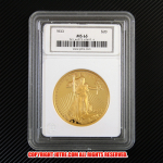 セントガーデン イーグル金貨1933年 Jotreオリジナルコレクションケース付き(レプリカコイン)