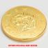 復刻版 近代銭 明治十年銘 旧二十圓 金貨 プルーフ調仕上げ レプリカの画像3