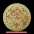 アステカ族 マヤ暦ゴールドコイン(メッキ)の画像1