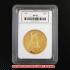セントガーデン イーグル金貨1933年 Jotreオリジナルコレクションケース付き(レプリカコイン)の画像1