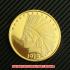 インディアンヘッド・イーグル・ゴールド10ドルコイン1913年プルーフ(レプリカコイン)の画像1