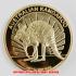 オーストラリア 2011年カンガルー100ドル金貨(レプリカコイン)の画像1