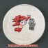 レプリカコイン☆北京オリンピック記念メダル バスケットボールの画像1