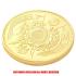 復刻版 近代銭 明治十年銘 旧二十圓 金貨 艶消し仕上げの画像4