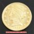 2.5ドルクォーターイーグル金貨1865年(レプリカコイン)の画像1