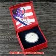 北京オリンピック(BEIJING 2008) 記念銀メダル ケース付き