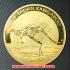 2015年オーストラリアカンガルー100ドル金貨(レプリカコイン)の画像1