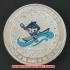 レプリカコイン☆北京オリンピック記念メダルの画像1