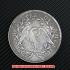 フローイング・ヘア・ダラー1ドル銀貨1795年(レプリカコイン)の画像2
