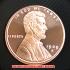 リンカーン コッパーコイン (レプリカコイン)の画像1
